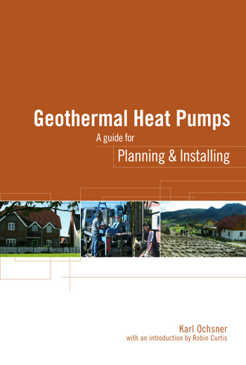 Geothermal Heat Pumps A Guide for Planning and Installing book cover