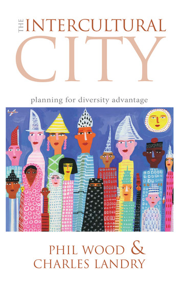 The Intercultural City Planning for Diversity Advantage book cover