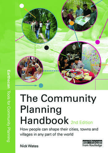 The Community Planning Handbook How People Can Shape Their Cities, Towns and Villages in Any Part of the World book cover