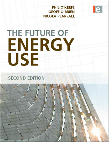 The Future of Energy Use book cover