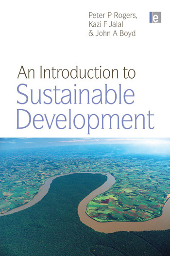 An Introduction to Sustainable Development book cover