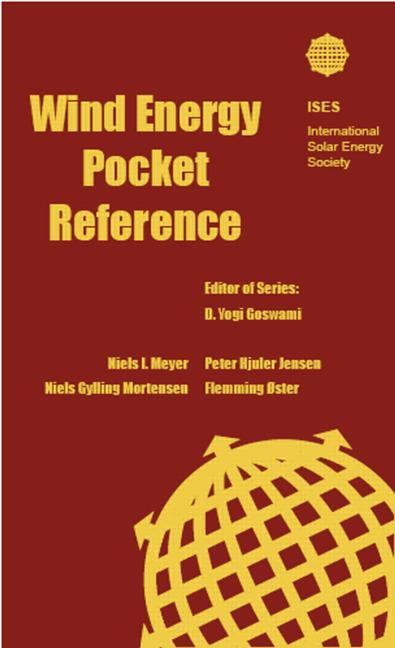 Wind Energy Pocket Reference book cover