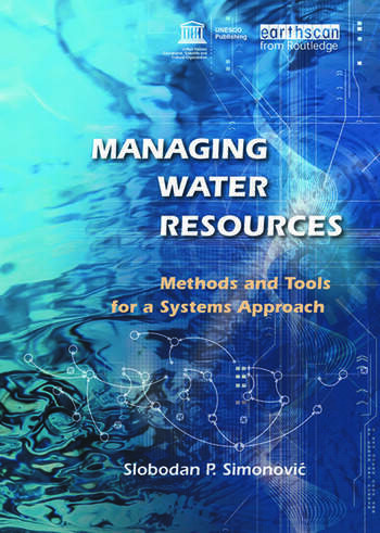 Managing Water Resources Methods and Tools for a Systems Approach book cover