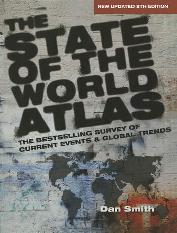 The State of the World Atlas book cover