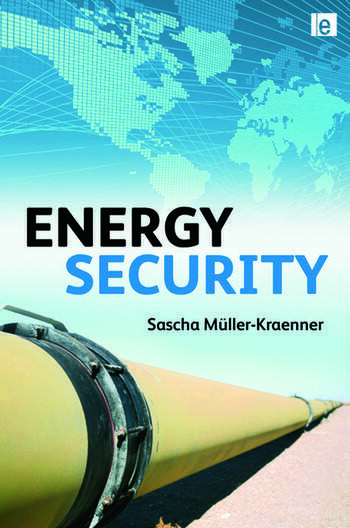 Energy Security book cover