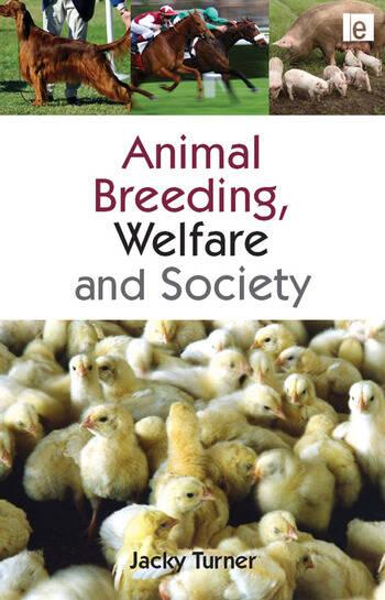 Animal Breeding, Welfare and Society book cover