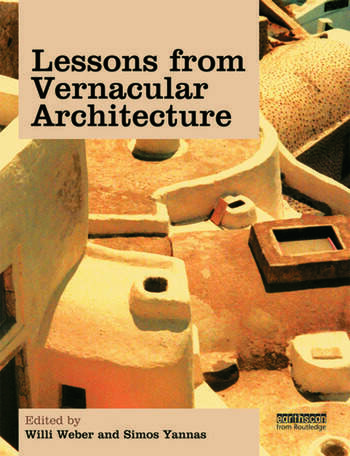 Lessons from Vernacular Architecture book cover