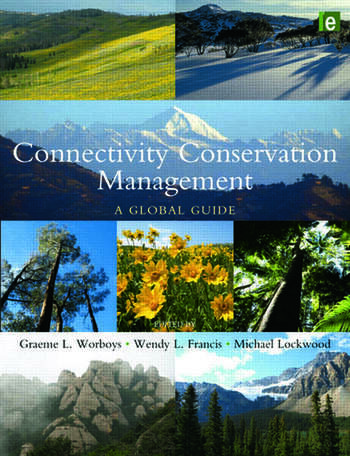 Connectivity Conservation Management A Global Guide book cover