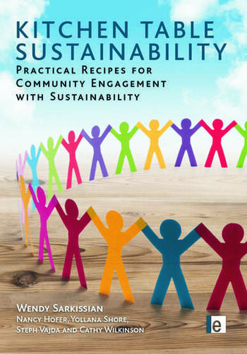 Kitchen Table Sustainability Practical Recipes for Community Engagement with Sustainability book cover
