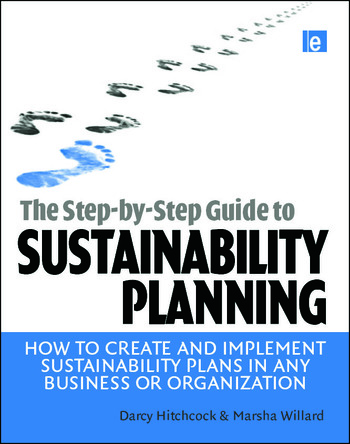 The Step-by-Step Guide to Sustainability Planning How to Create and Implement Sustainability Plans in Any Business or Organization book cover