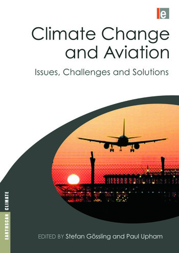 Climate Change and Aviation Issues, Challenges and Solutions book cover
