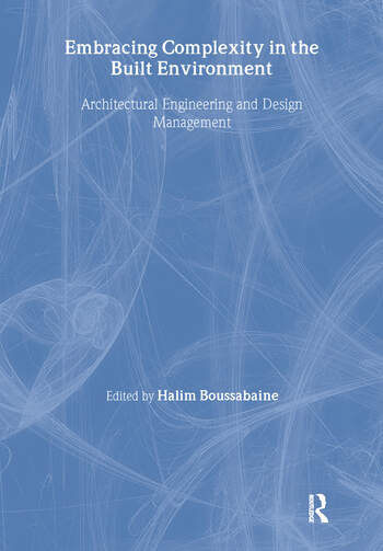 Embracing Complexity in the Built Environment book cover