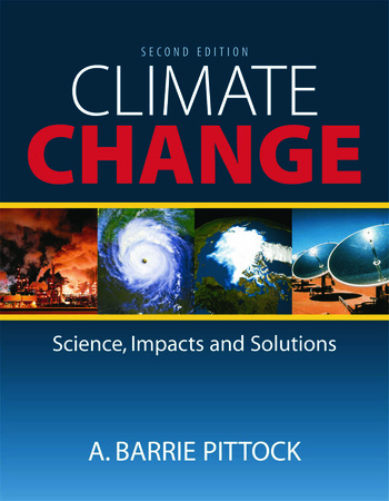Climate Change The Science, Impacts and Solutions book cover