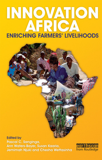 Innovation Africa Enriching Farmers' Livelihoods book cover