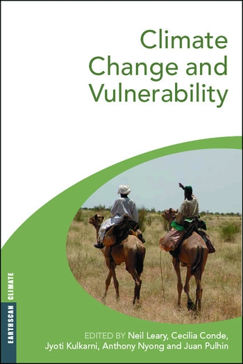Climate Change and Vulnerability book cover