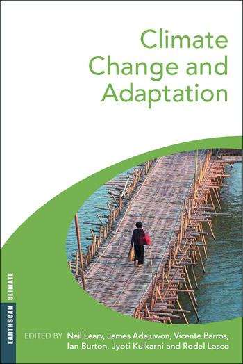 Climate Change and Adaptation book cover
