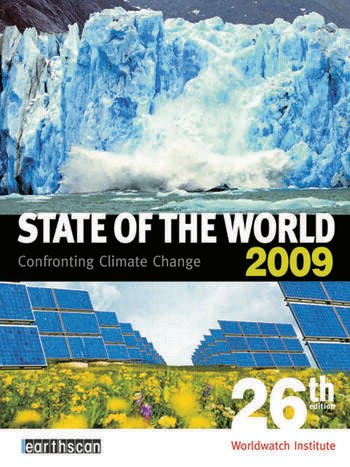 State of the World 2009 Confronting Climate Change book cover