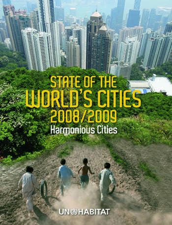 State of the World's Cities 2008/9 Harmonious Cities book cover
