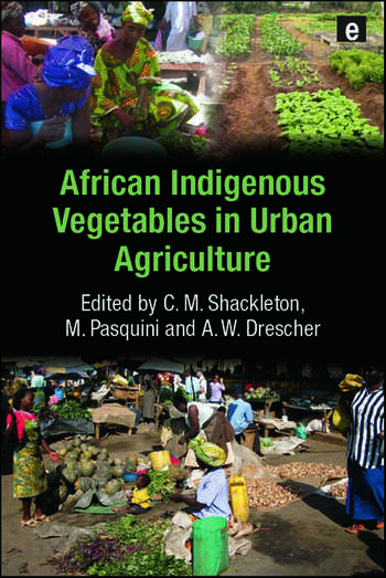 African Indigenous Vegetables in Urban Agriculture book cover