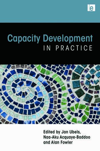 Capacity Development in Practice book cover