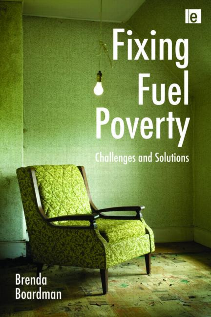 Fixing Fuel Poverty Challenges and Solutions book cover