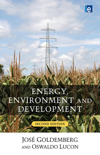 Energy, Environment and Development book cover