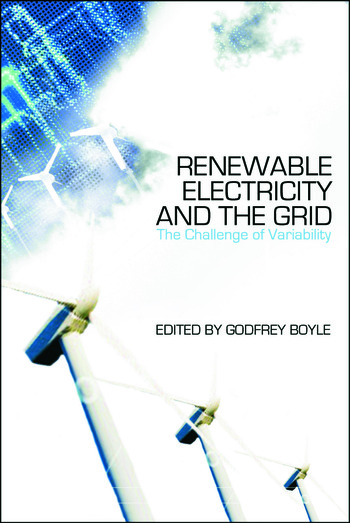 Renewable Electricity and the Grid The Challenge of Variability book cover