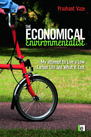 The Economical Environmentalist My Attempt to Live a Low-Carbon Life and What it Cost book cover