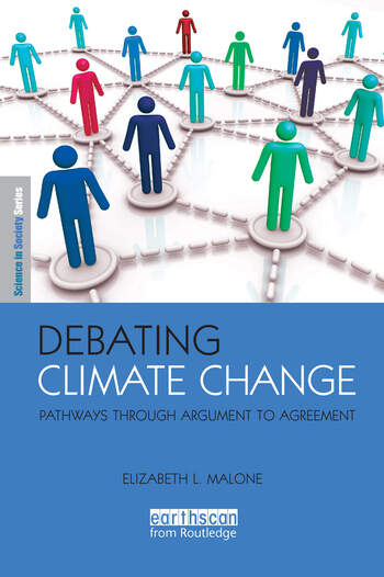 Debating Climate Change Pathways through Argument to Agreement book cover