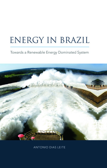 Energy in Brazil Towards a Renewable Energy Dominated System book cover