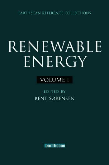 Renewable Energy Four Volume Set book cover