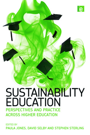 Sustainability Education Perspectives and Practice across Higher Education book cover
