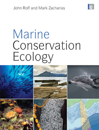 Marine Conservation Ecology book cover