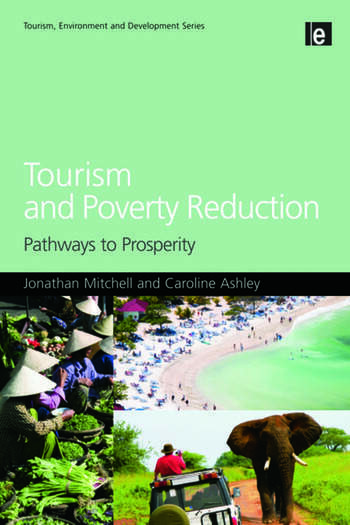 Tourism and Poverty Reduction Pathways to Prosperity book cover