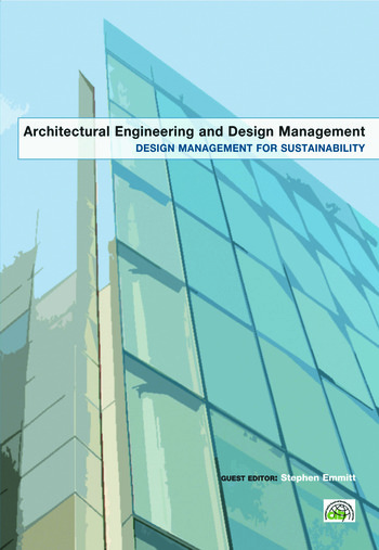Design Management for Sustainability book cover