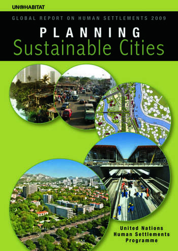 Planning Sustainable Cities Global Report on Human Settlements 2009 book cover