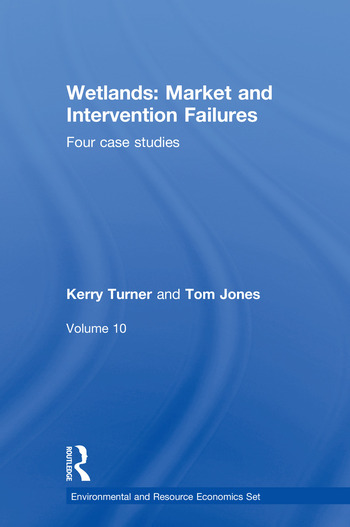 Wetlands: Market and Intervention Failures Four case studies book cover