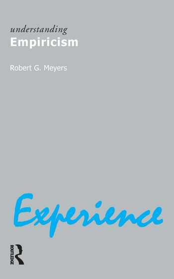 Understanding Empiricism book cover