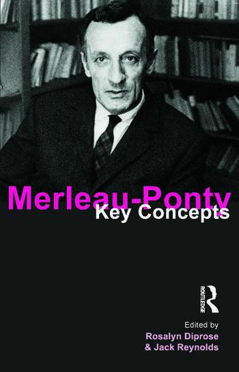 Merleau-Ponty Key Concepts book cover