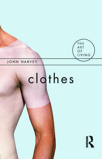 Clothes book cover