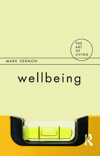 Wellbeing book cover