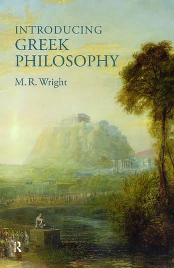 Introducing Greek Philosophy book cover
