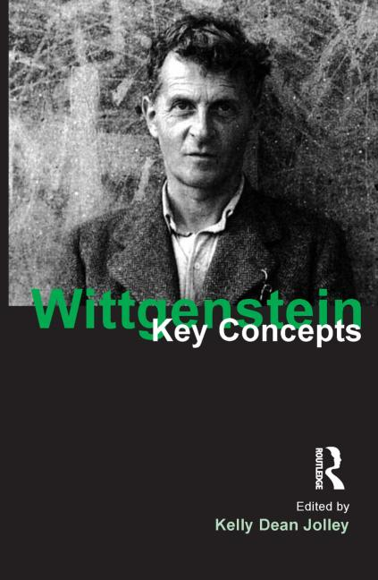 Wittgenstein Key Concepts book cover