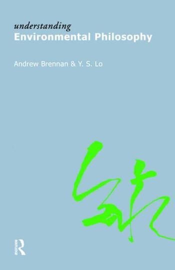 Understanding Environmental Philosophy book cover