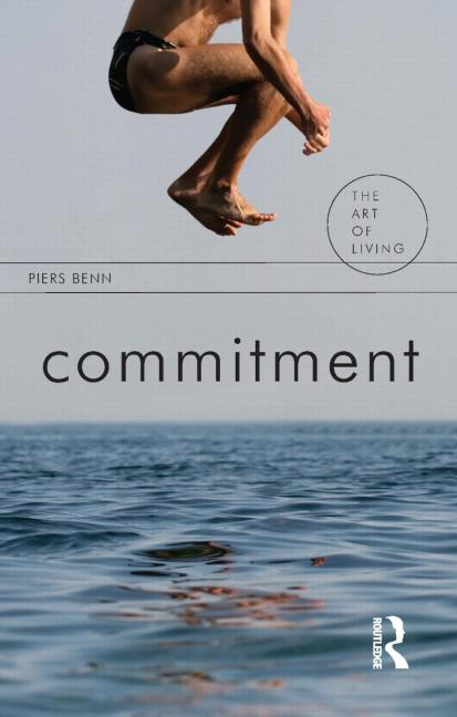 Commitment book cover