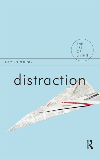 Distraction book cover