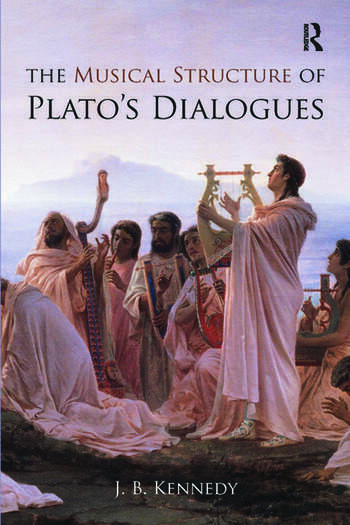 The Musical Structure of Plato's Dialogues book cover