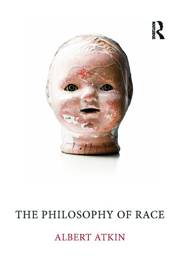 The Philosophy of Race book cover