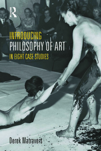 Introducing Philosophy of Art In Eight Case Studies book cover
