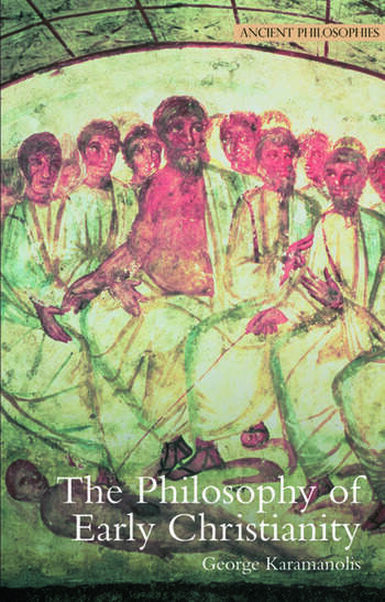 The Philosophy of Early Christianity book cover